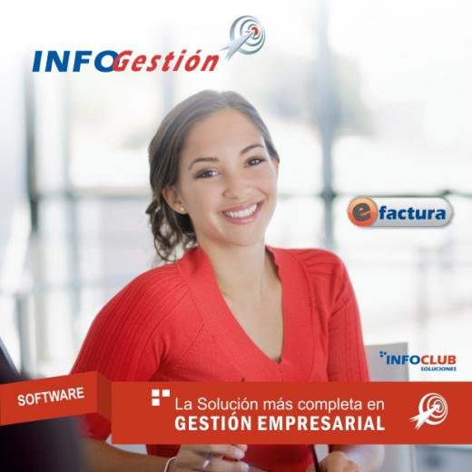 Infoclub - Sitio corporativo
